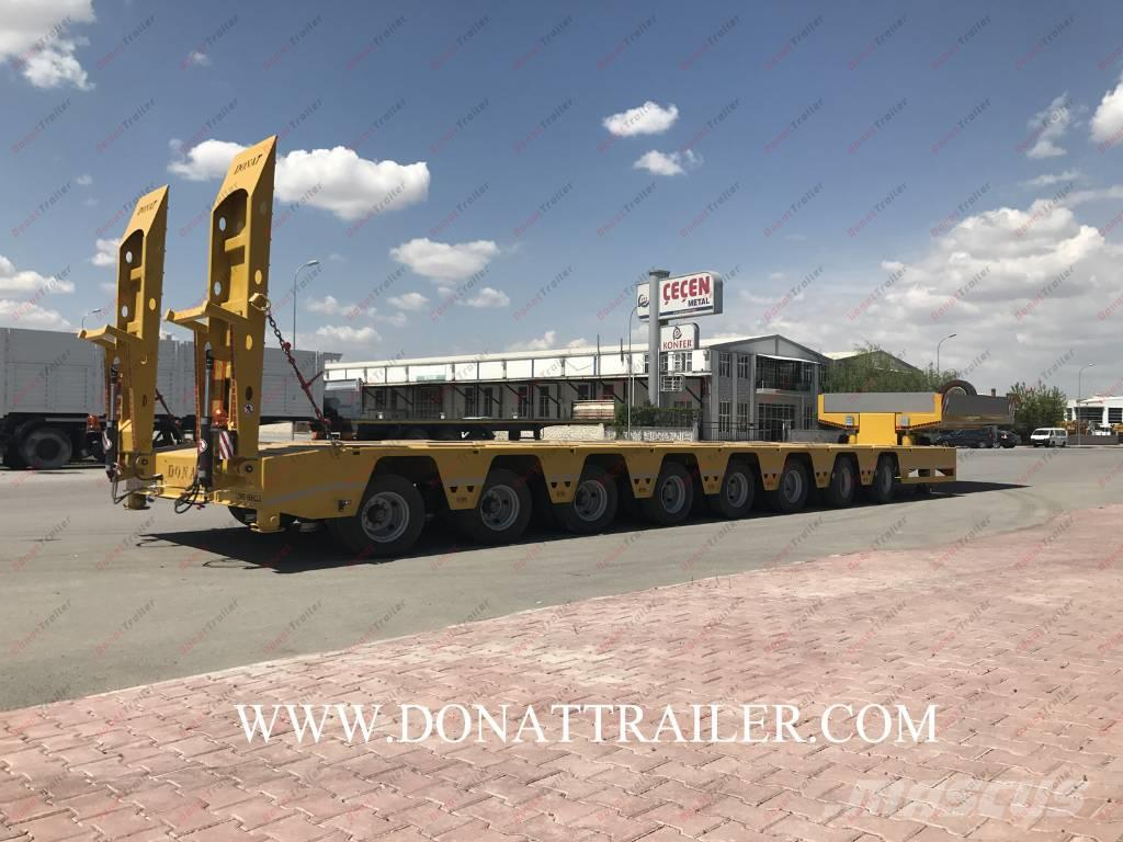 [Other] DONAT 8 AXLE LOWBED SEMI TRAILER