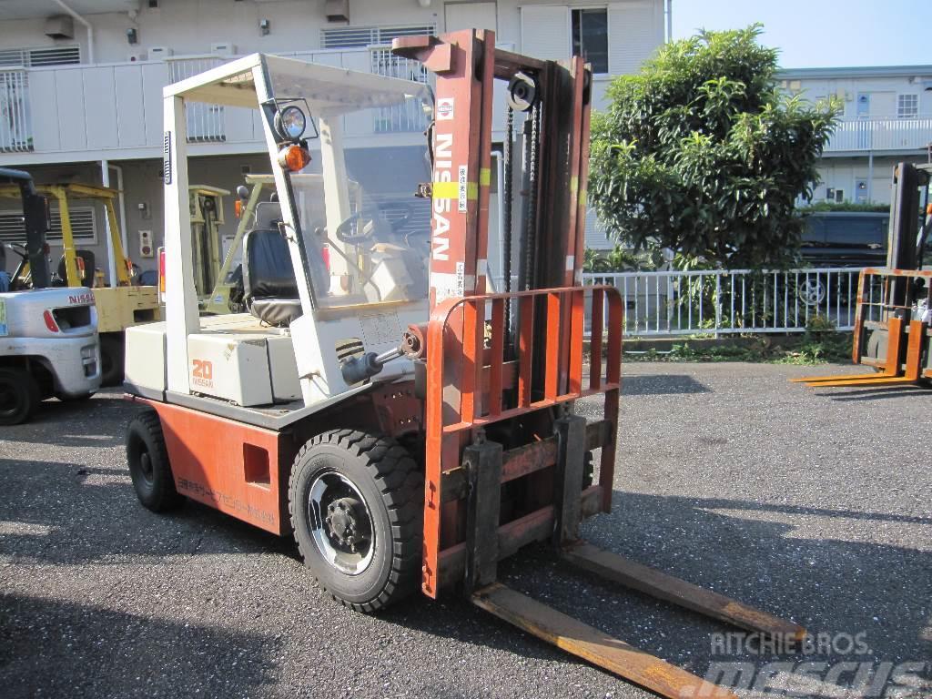 Nissan PH02A20