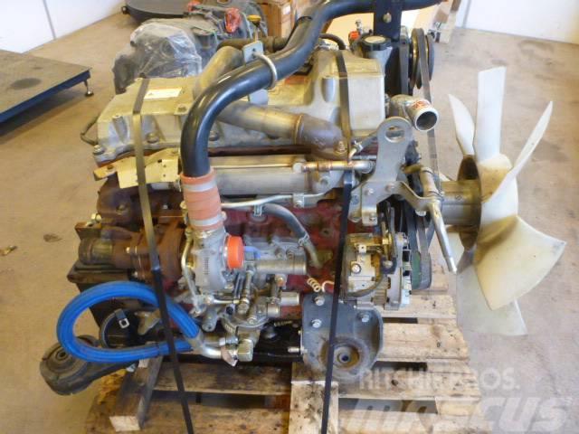 [Other] Motor New Holland kobelco E235