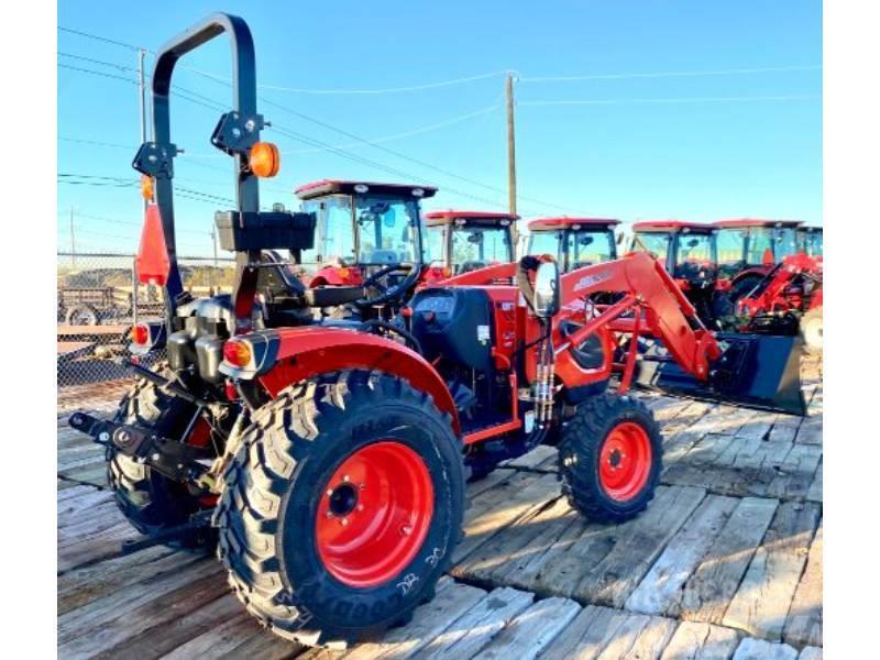 Kioti CK3510SEH Hystat Tractor Loader RanchPro Edition