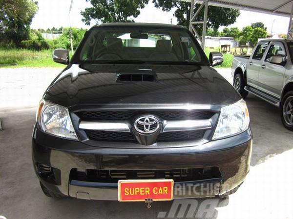 Toyota VIGO D4D PRERUNNER EXTRA CAB 3.0 E