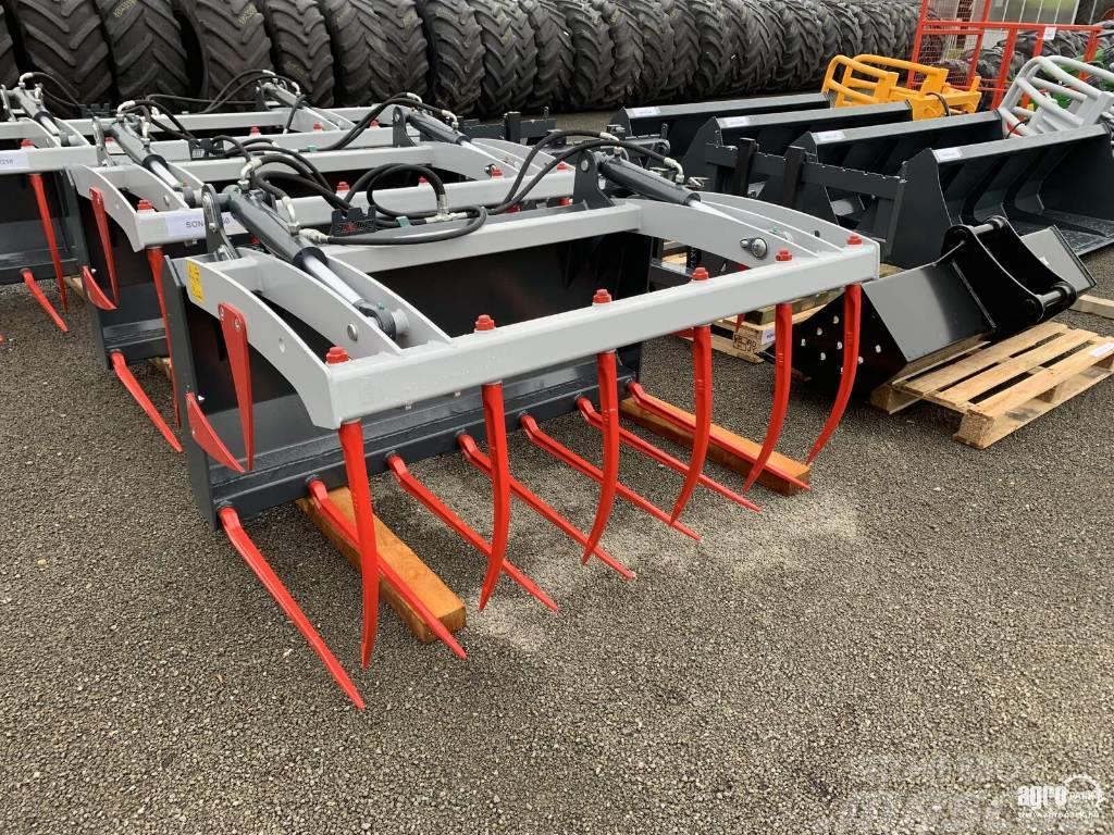 [Other] New Manure fork for front loaders, 150 cm wide, EU