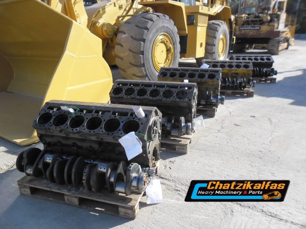 Caterpillar C27 LONG BLOCK