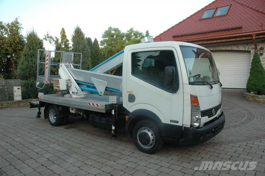 Nissan CABSTAR 35.11 MULTITEL MX 225 22,5 M