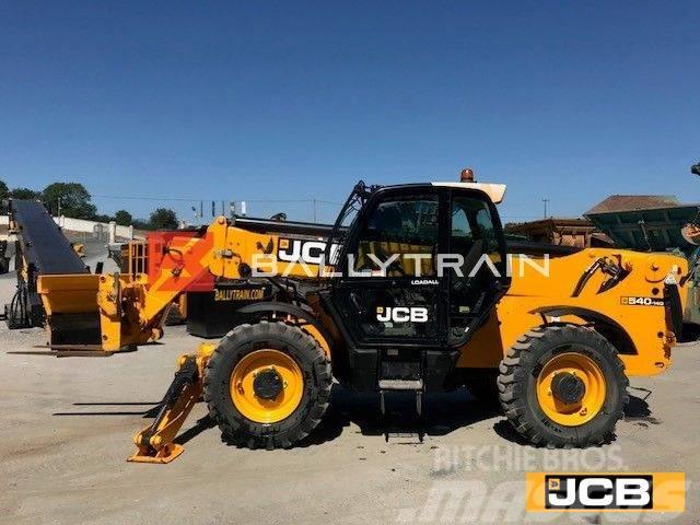 JCB 540-140 Telehandler