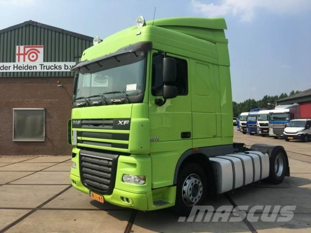 DAF FT XF 105 SPACE CAB / EURO 5 / AUTOMATIC