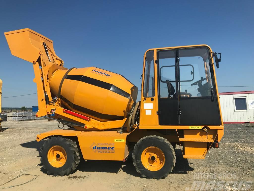 Dumec B T 3500 H 4WD