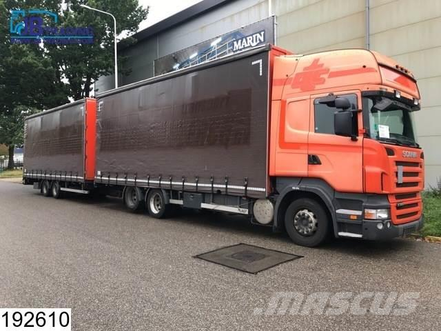 Scania R 380 6x2, 10 Wheels, Opticruise, 3 pedals, Retard
