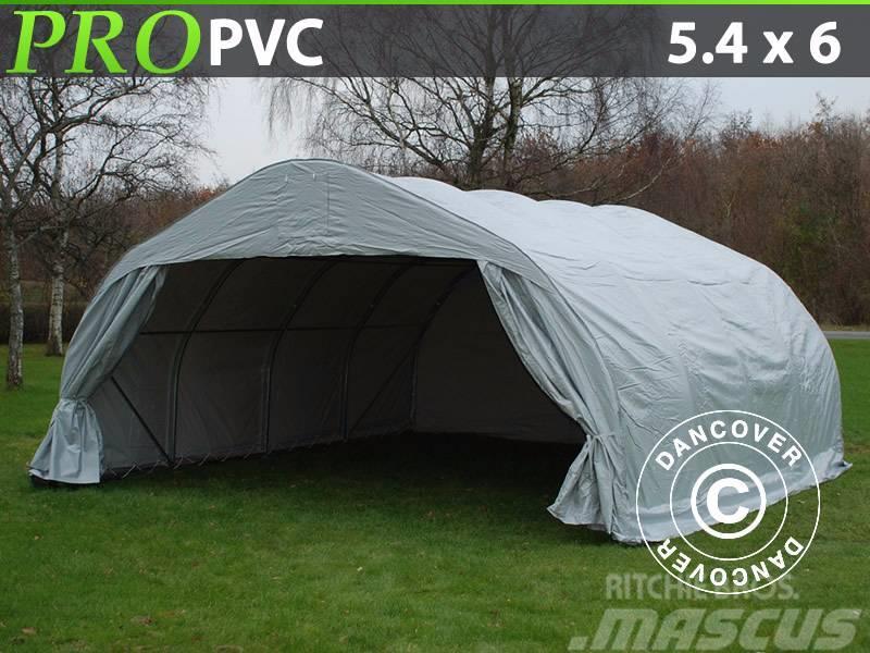 Dancover Portable Double Garage 5.4X6X2.9m PVC Lagertelt