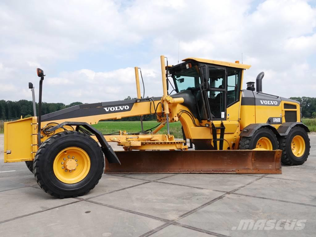 Volvo G960B - Excellent Condition / Low Hours