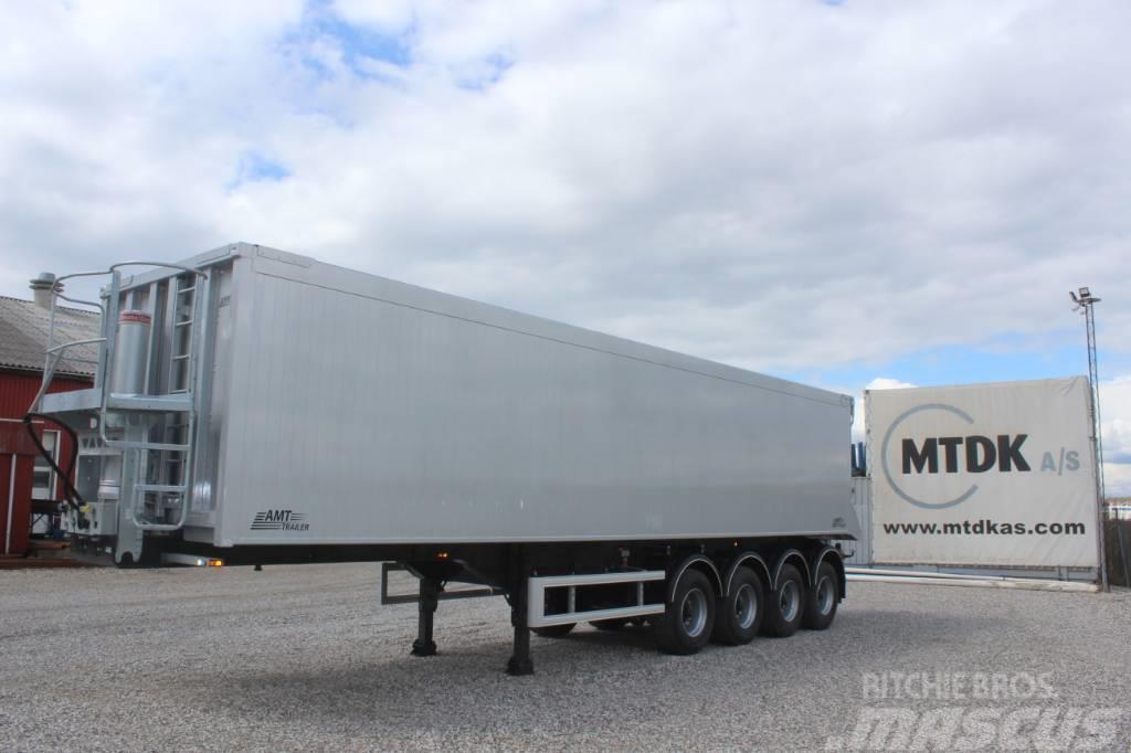 AMT TK400 - 60 m3 volumen tip med combi-dør
