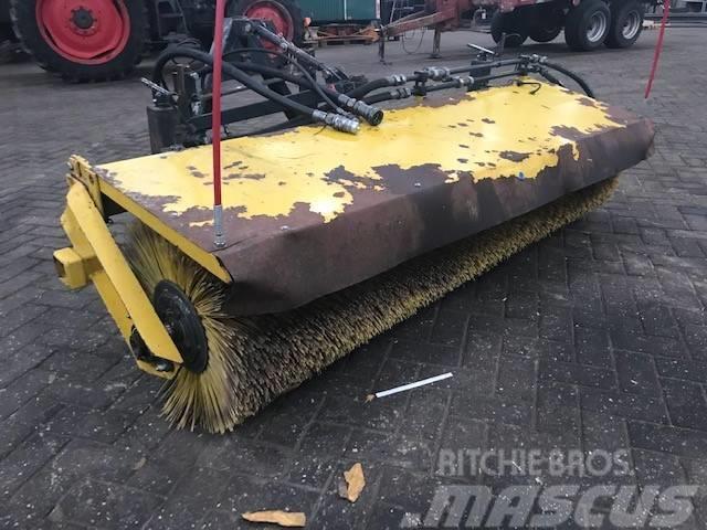 Nido Sneeuw veegmachine HF25DS VPZ 2.00 MTR