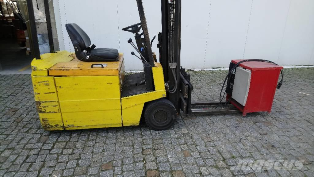 Jungheinrich EFG-D 125 DZ