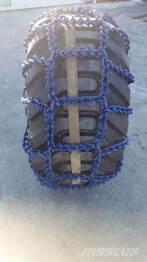 [Other] Studded chain for tractor Forestry chain, Záberové