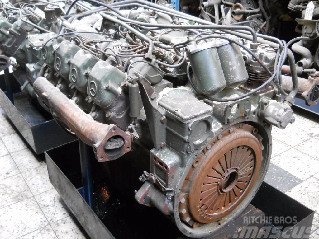 Mercedes-Benz OM442 / OM 442, Motorer