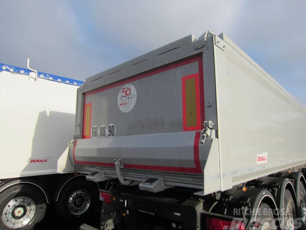 1 Ton Dump Body Manufacturers : Used benalu ton axlad siderale m vikt dump