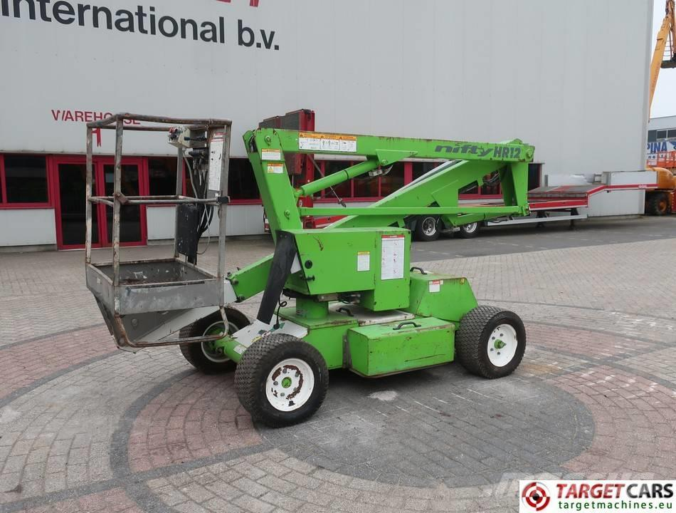 Niftylift HR12NDE Articulated Bi-Fuel Boom Lift 1220cm