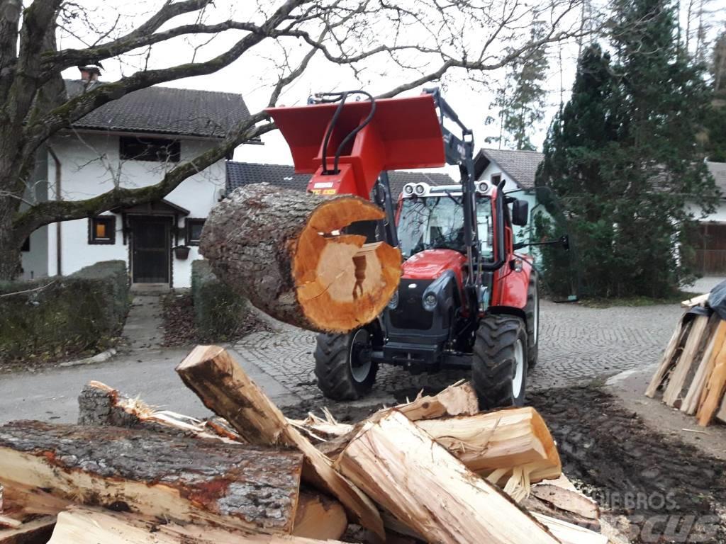 [Other] Kegelspalter Holzspalter Bagger Radlader Kegelspal