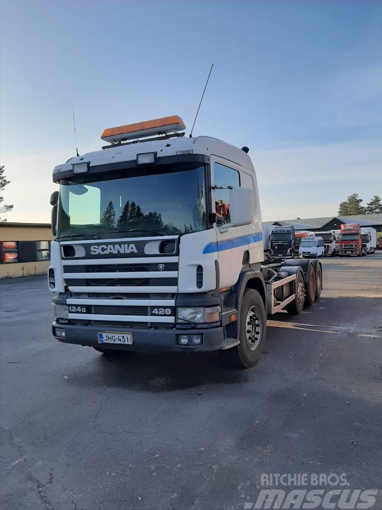 Scania P 124