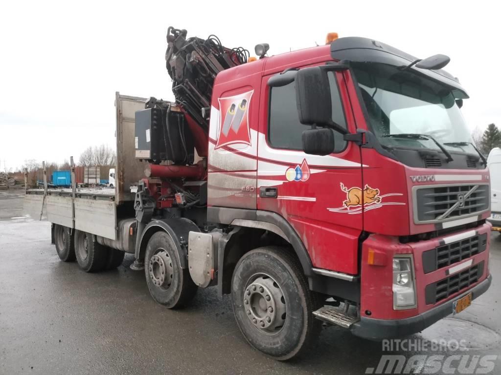 Volvo FM13 440 + Ferrari 749