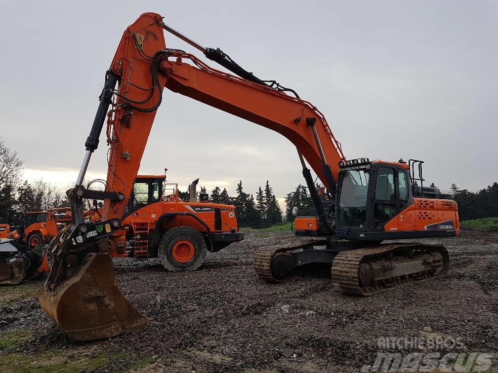 Doosan DX 300 LC-5