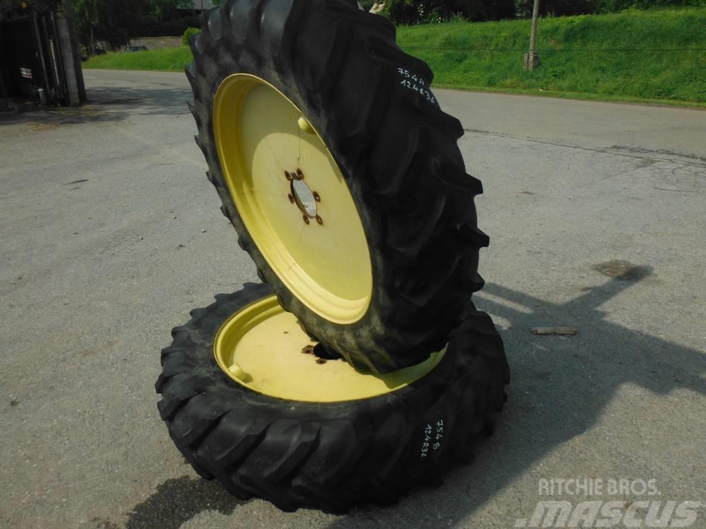 Michelin 12.4R36