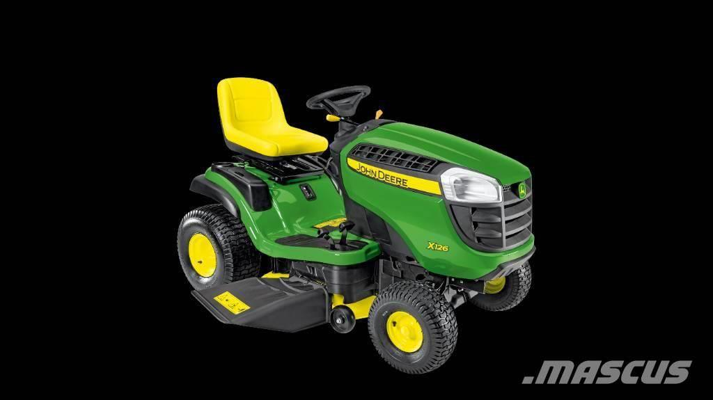 John Deere X 125