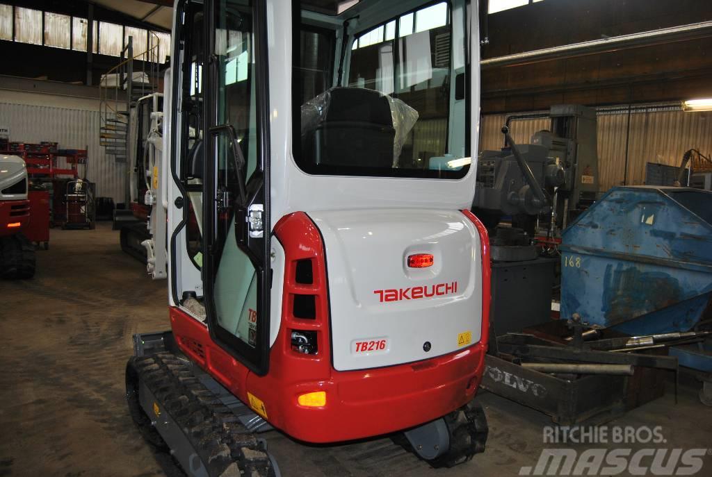 Takeuchi TB216