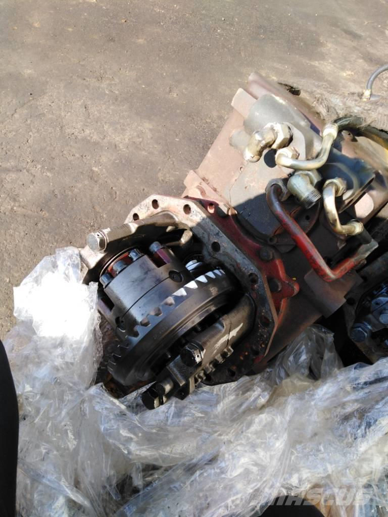 ZF 11:36 Differential Διαφορικό
