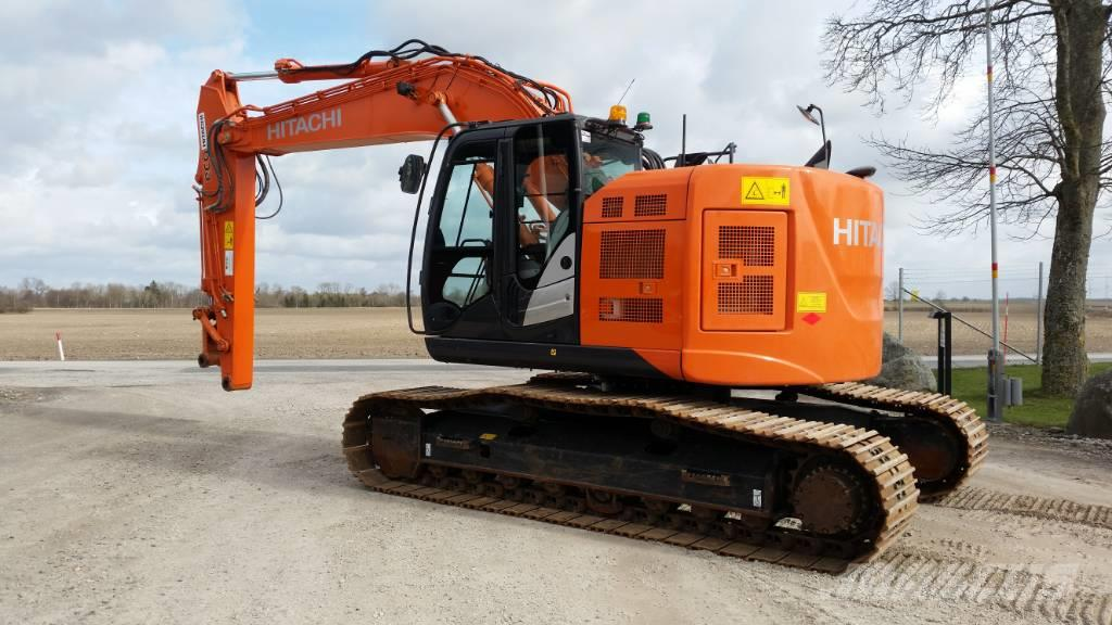 Hitachi ZX 225 US LC-6