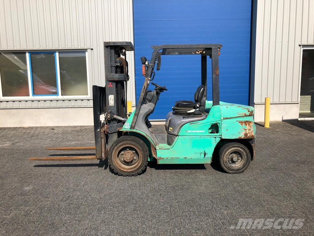 Mitsubishi Heftruck, 3 ton, Diesel