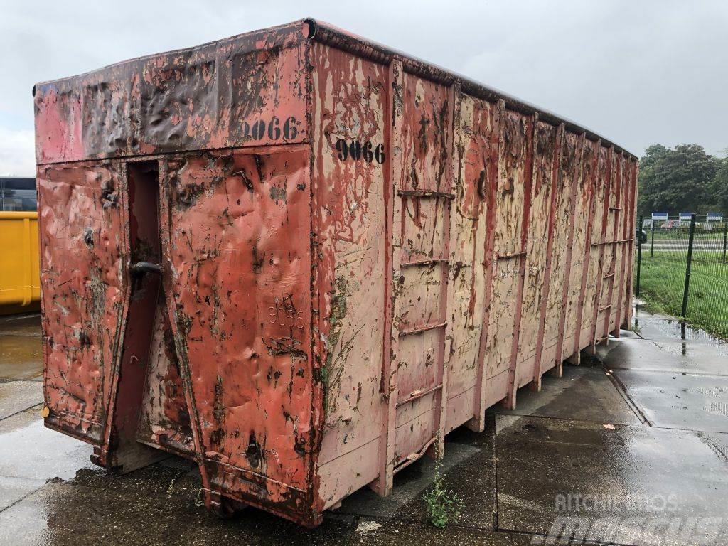 [Other] Schenk containerbak 40 m3