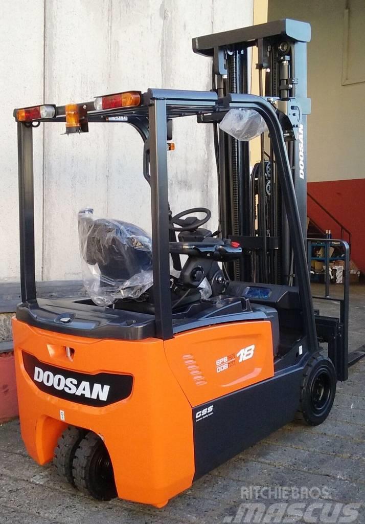Doosan B18 T-7