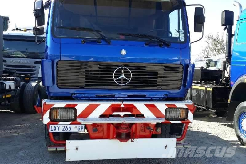 Mercedes-Benz Powerliner 3850 AS 6X6