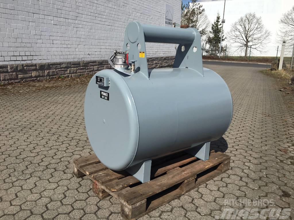 [Other] Dieseltank, Dieselfass, Dieseltankanlage 445 Liter