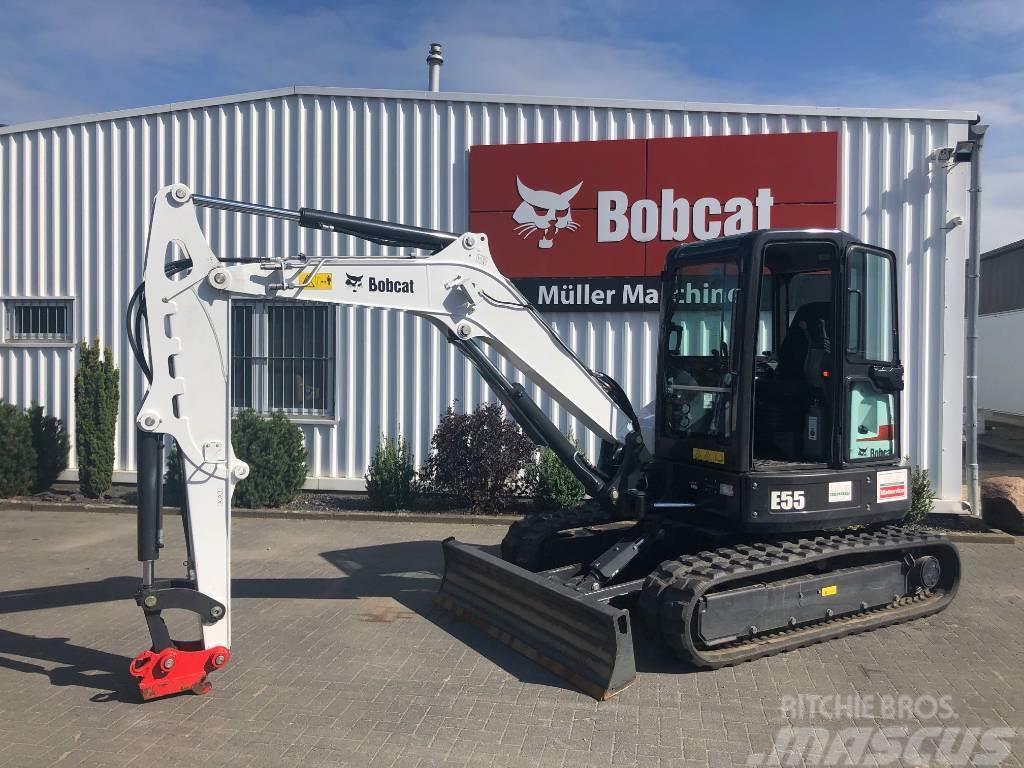 Bobcat E55