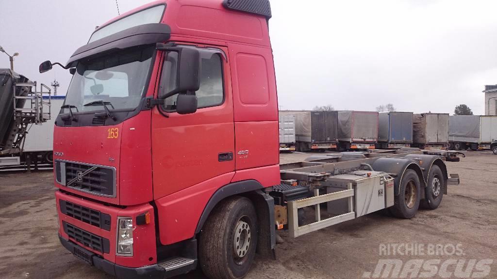 Volvo FH480 6X2