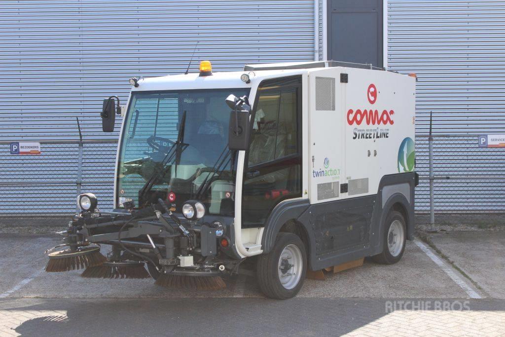 Comac CS140 T veegmachine / Kehrmaschine / sweeper