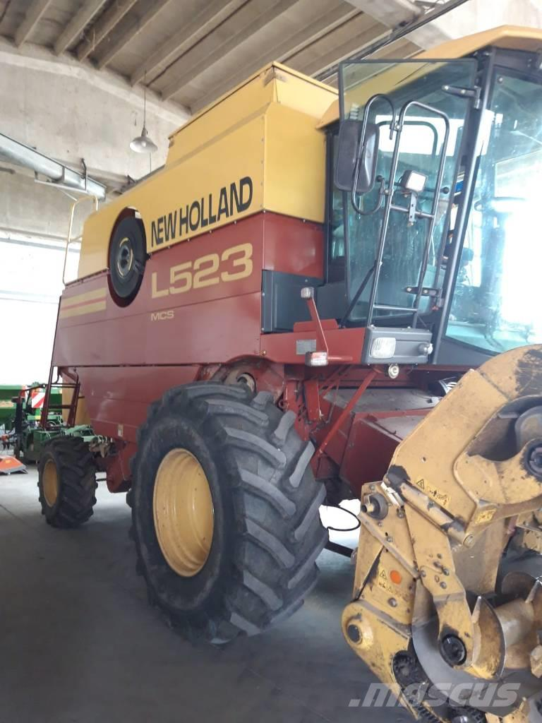 New Holland L523