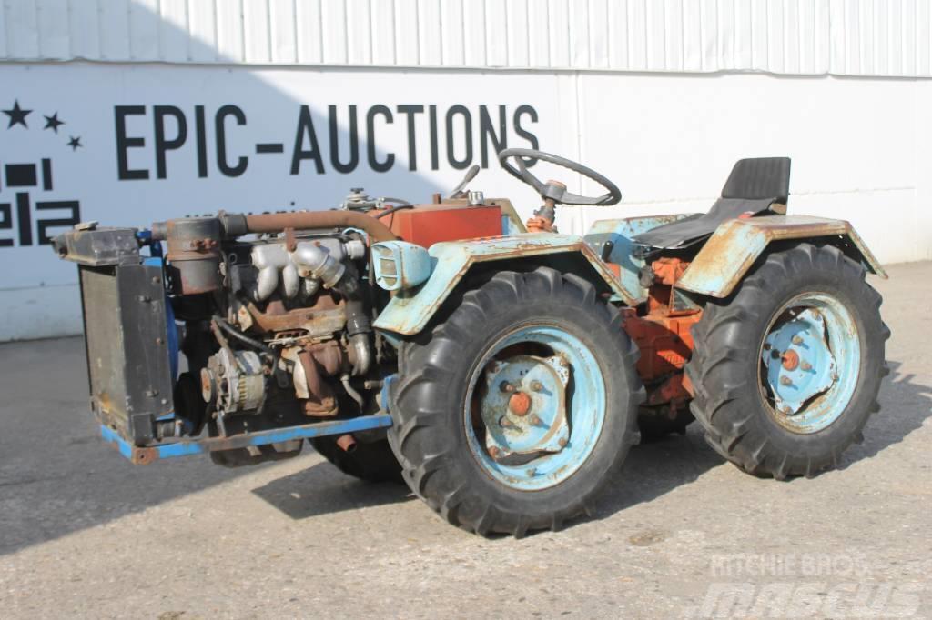 [Other] Bibbi G219 Mini Tractor