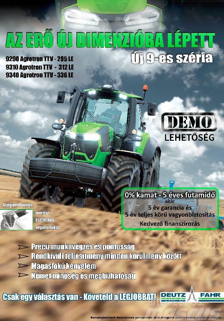 Deutz-Fahr 9340 Agrotron TTV