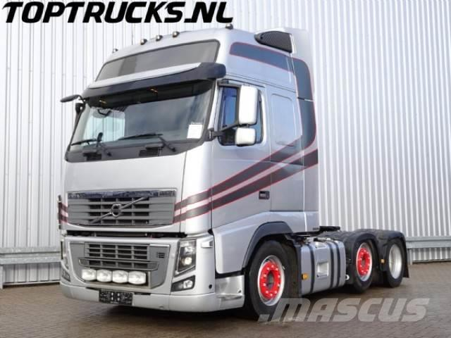 Volvo FH 16.550 6x2 GLOBE XL / HYDRAULIC / 408dkm!