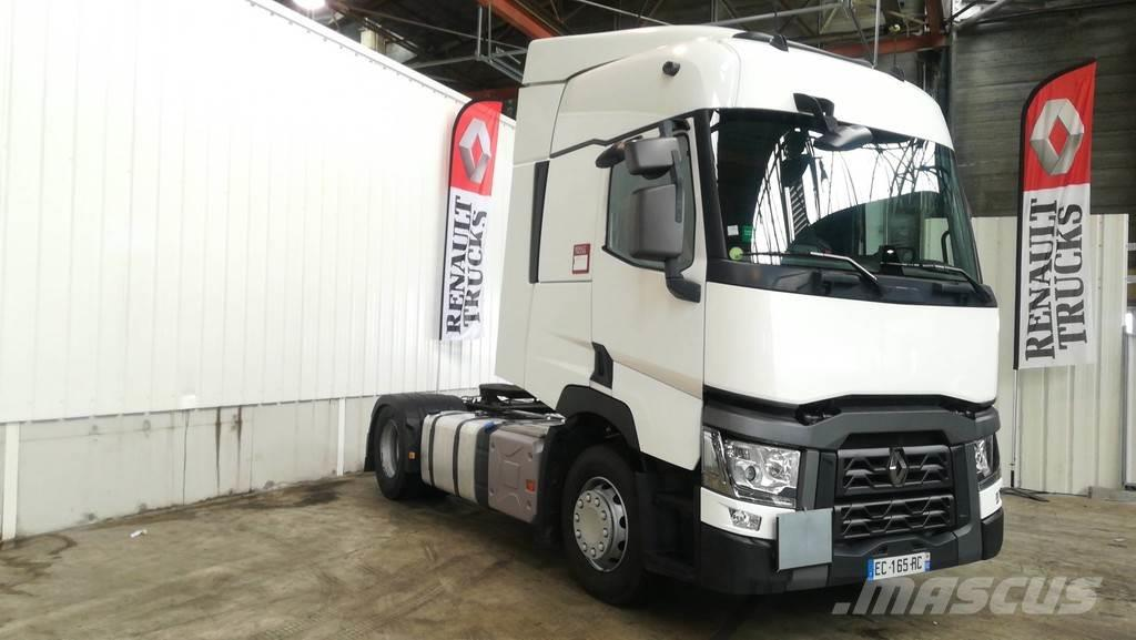 Renault Trucks T460 11 L VOITH 2016 RENAULT TRUCKS FRANCE