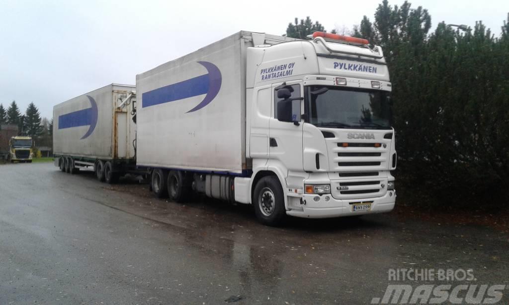 Scania R560 6x2