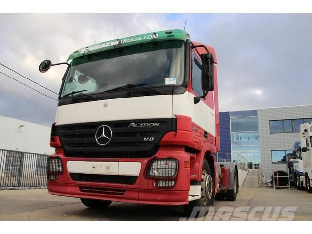 Mercedes-Benz ACTROS 1855 LS- MP2 +KIPHYDR.