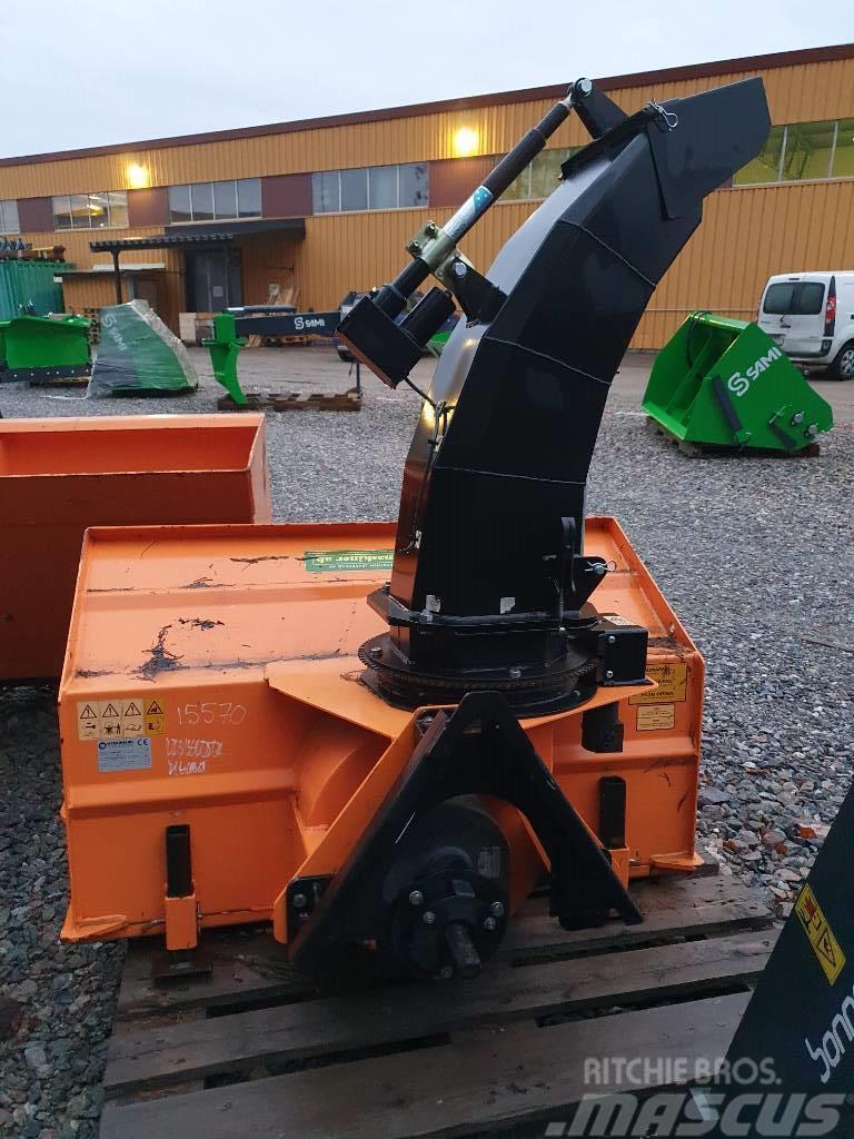 [Other] Snöfräs Westbjørn 1200 mm 2000 varv Höger