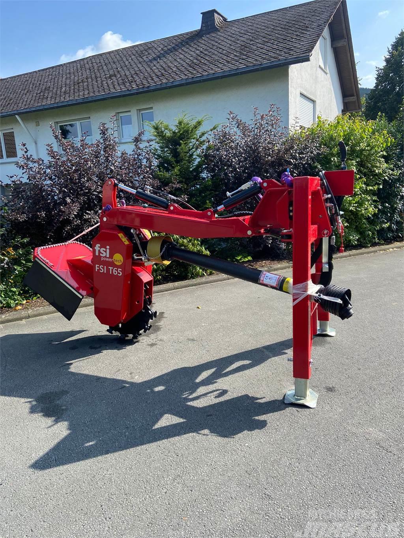 FSI T65 Baumstupffräse für Traktor