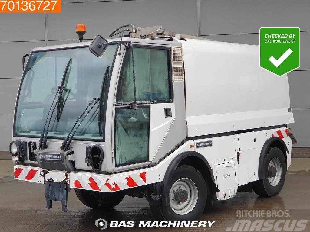 [Other] EUROVOIRIE Citycat 5000 Sweeper - Straßenfeger