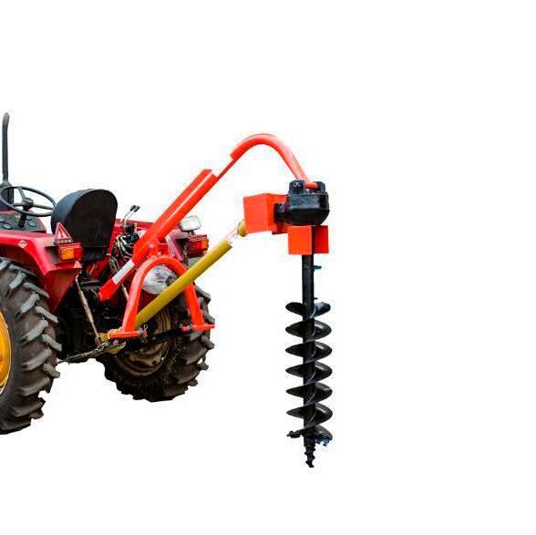 [Other] jordbor til traktor traktor jordbor