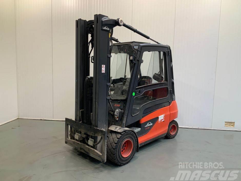 Linde E35 L 387 Serie